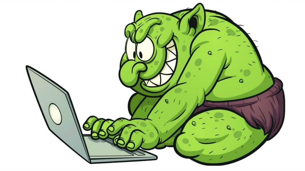 Gestión de críticas en redes sociales: los trolls de internet
