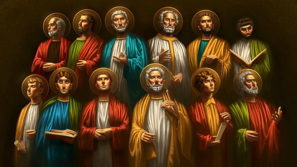 Influencers vs. Apóstoles :: Marketing en redes sociales