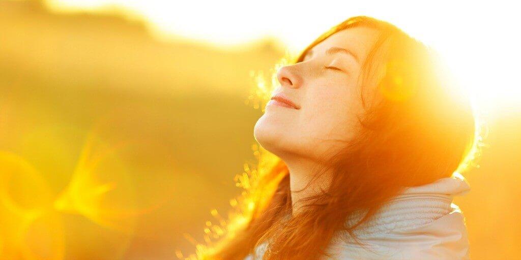 Felicidad, alegría y serenidad