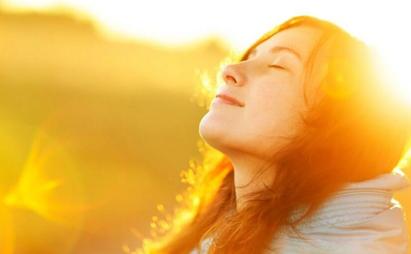 Felicidad y alegría