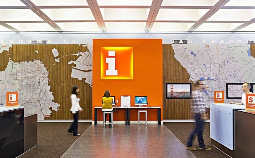 San Francisco Visitor Information Center :: La Oficina de Turismo del Futuro