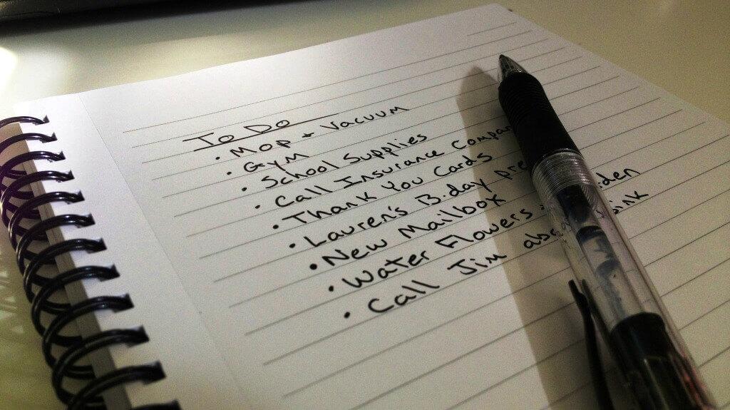Ideas para contenidos en un blog de Turismo Rural: listas