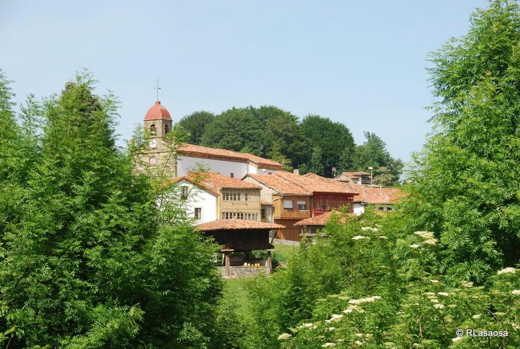 Torazo, concejo de Cabranes, Asturias :: Torazo y Lastres, dos rincones de Asturias